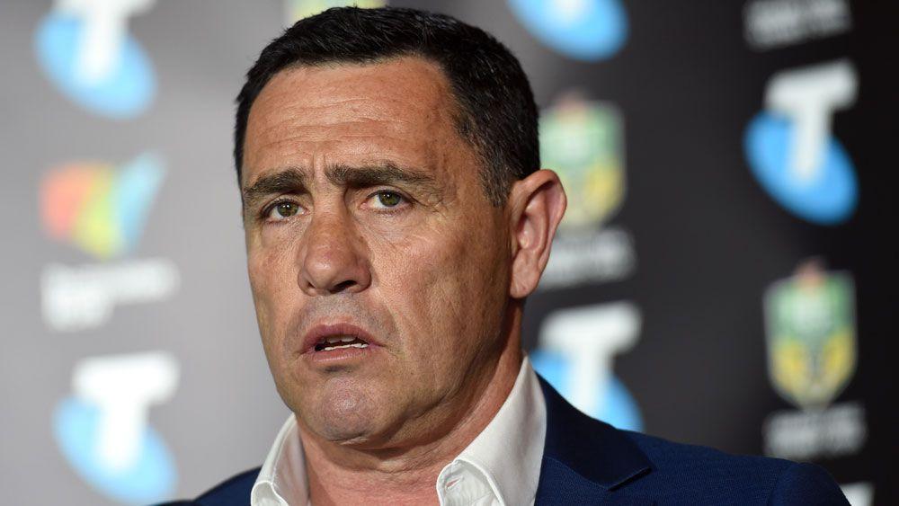 "Sharks coach Shane Flanagan apologises, wishes he had ""Referee Smith"""