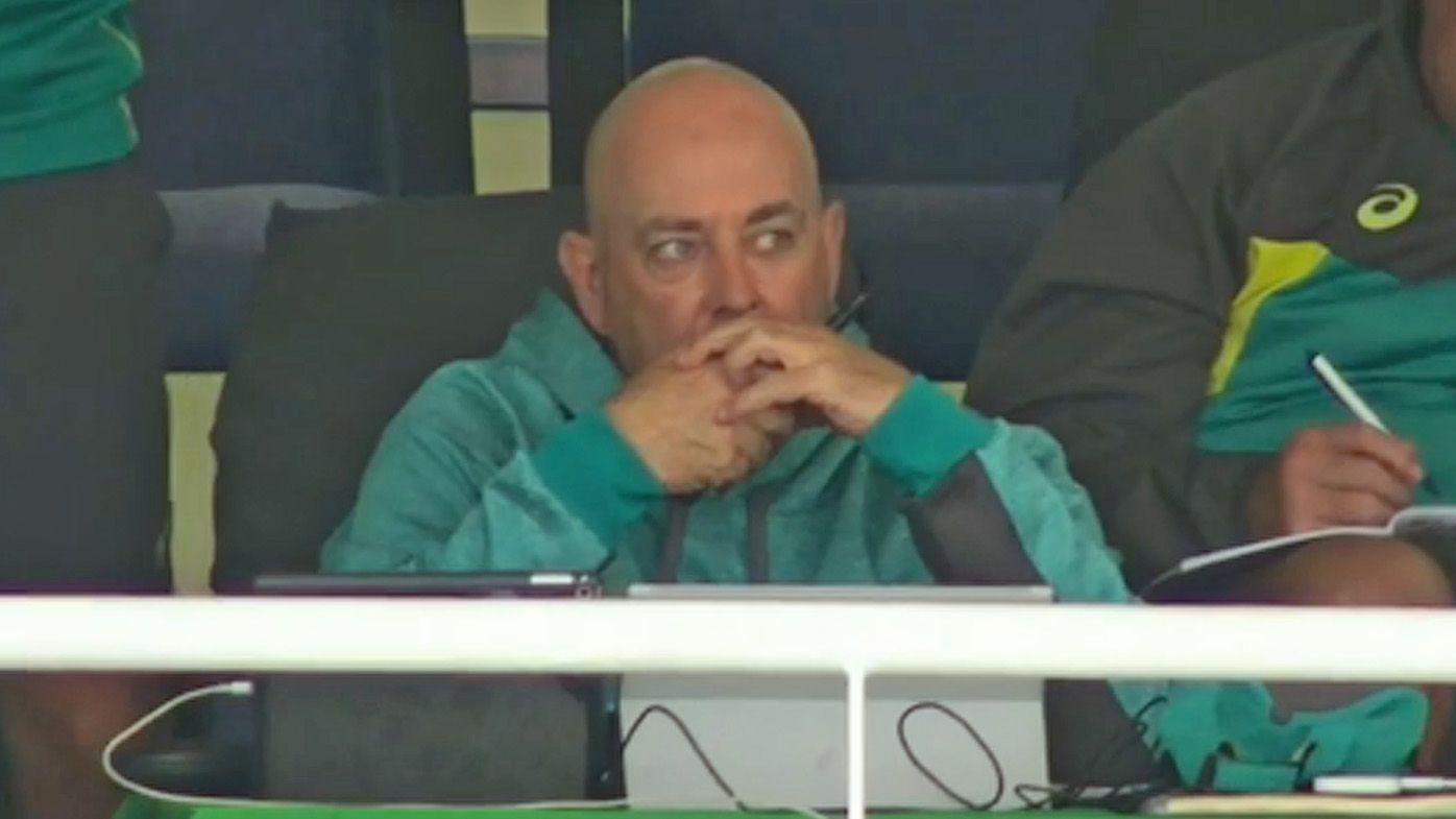 Cricket Australia confirm Darren Lehmann was not involved in ball-tampering plan