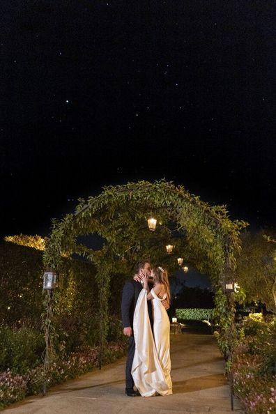 Chris Pratt and Katherine Schwarzenegger wedding