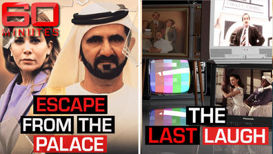 Escape from the Palace, The Last laugh