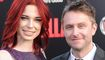 Chris Hardwick denies allegations of abuse of ex-girlfriend Chloe Dykstra