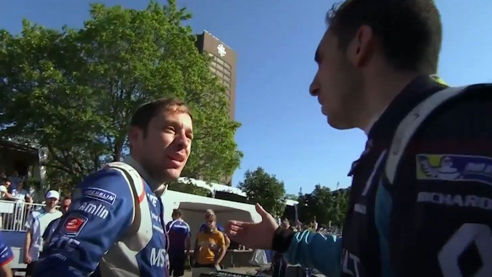 Formula E driver Sebastien Buemi fumes at three different rivals after wild championship race in Montreal