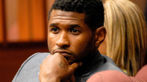 Usher's ex-wife lashes out after losing custody of their kids: 'Money can buy many things'