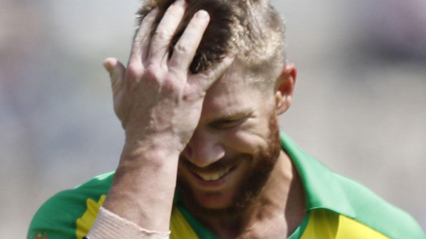 Aussie batsman David Warner nursing injury ahead of World Cup opener