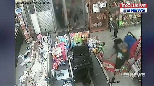 While those who attacked him and ransacked his store have gotten off scot-free