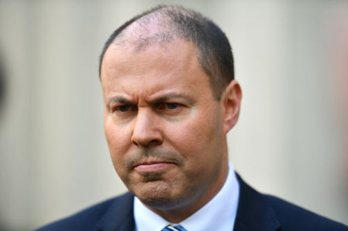 Treasurer Josh Frydenberg has unveiled a $2 billion fund to help small businesses.