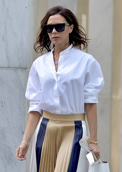 <p>What you wear to the office is equally important as how you wear it. Confidence is everything &ndash; as is a hard-working attitude, both professionally and sartorially speaking. Fashion power players Victoria Beckham, Carine Roitfeld and Olivia Palermo have carved a successful career out of looking chic, making corporate classics such as man-style shirts and midi skirts, sharply structured blazers, and classic two-piece suits &ndash; always paired with the season&rsquo;s It-shoe &ndash; part of their everyday style agenda. And we&rsquo;re taking notes. </p> <p>Here, we&rsquo;ve pulled together the executive-chic wardrobe items to help you make your perfectly polished mark while you climb the corporate ladder &ndash; with a fashion-forward edge. Whether you&rsquo;re a CEO, budding entrepreneur or rising through the ranks, here&rsquo;s our edit of the office-appropriate essentials to help you smash the glass ceiling in style. Let&rsquo;s show them who&rsquo;s boss. </p>