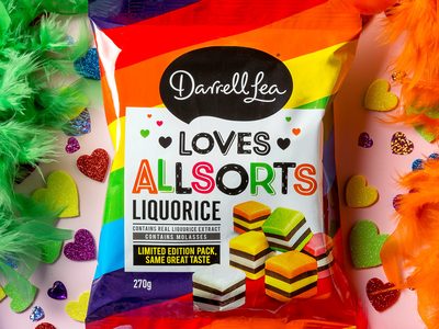 Liquorice Allsorts change name after 100 years and fans are smitten