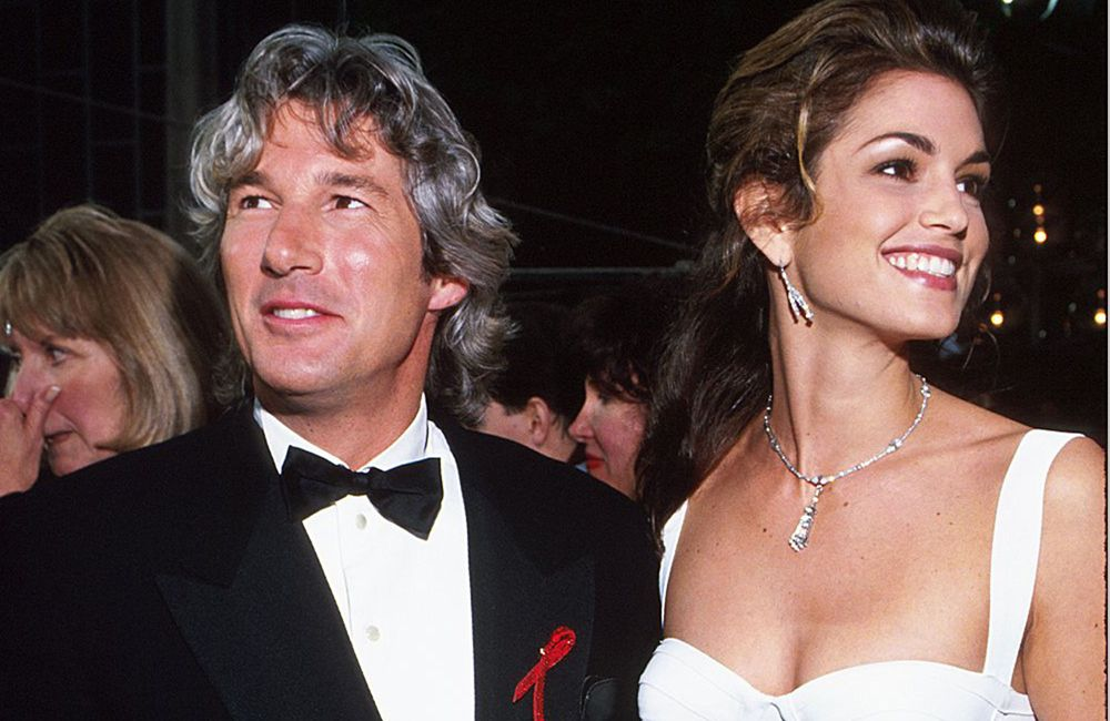 Cindy Crawford opens up about her less than glamorous wedding with Richard Gere