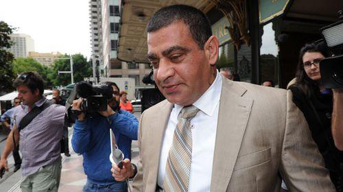 Sam Ibrahim jailed over death threats