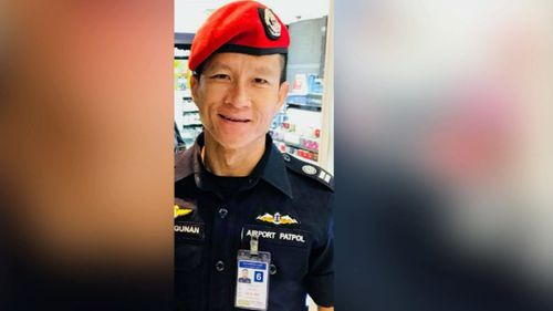 Former Sergerant Saman Kunan was an experienced diver and former Navy SEAL.