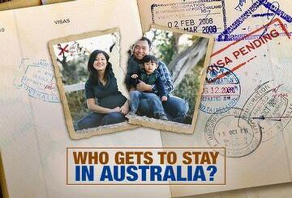 Who Gets to Stay in Australia?