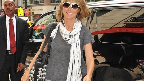 Report: Heidi Klum 'shopped around' for divorce lawyers 2 weeks before announcing split from Seal