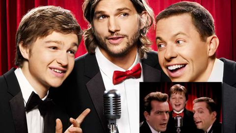 Sneak peek: New Two and a Half Men opening credits