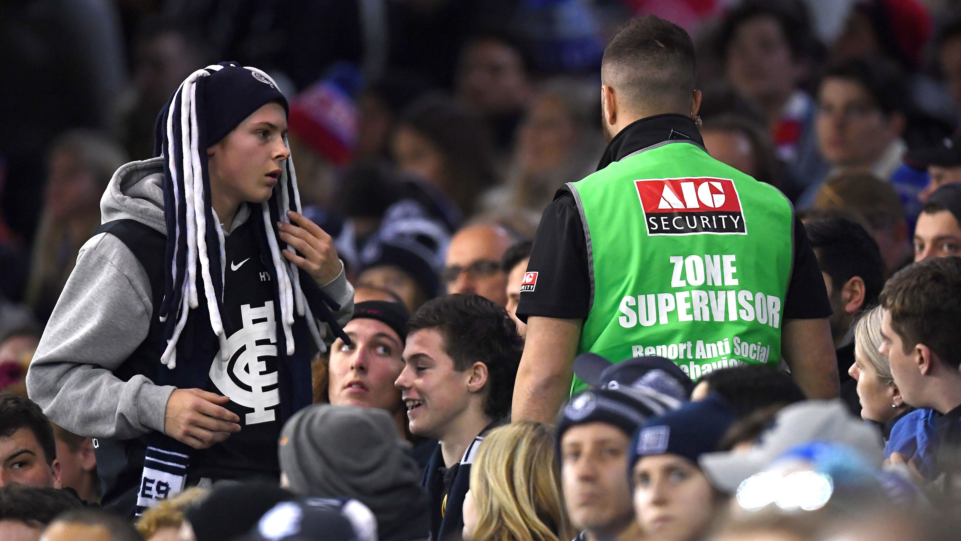 Peter FitzSimons calls out AFL's biggest mistake in crowd control saga