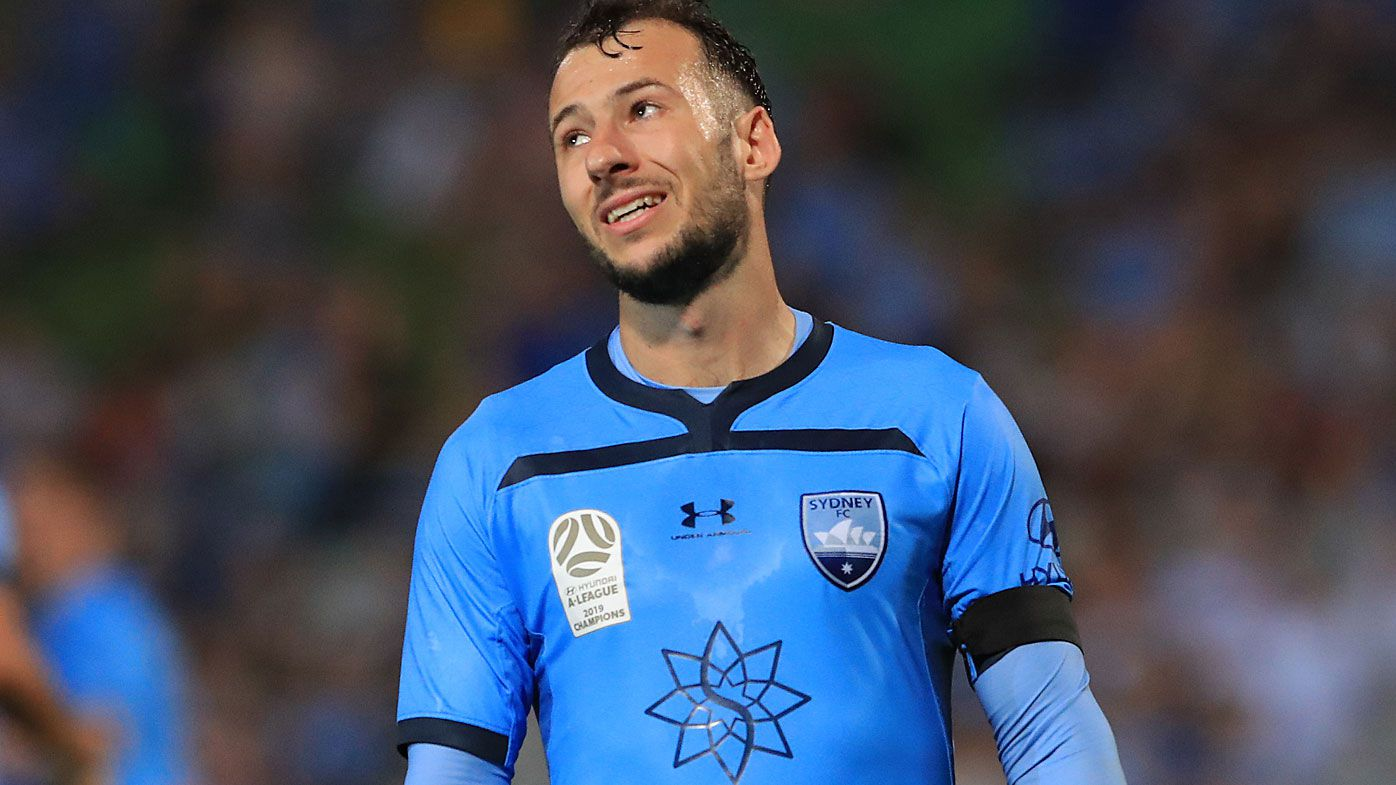 'Disappointing': Sold-out Sydney derby cancelled after torrential downpour