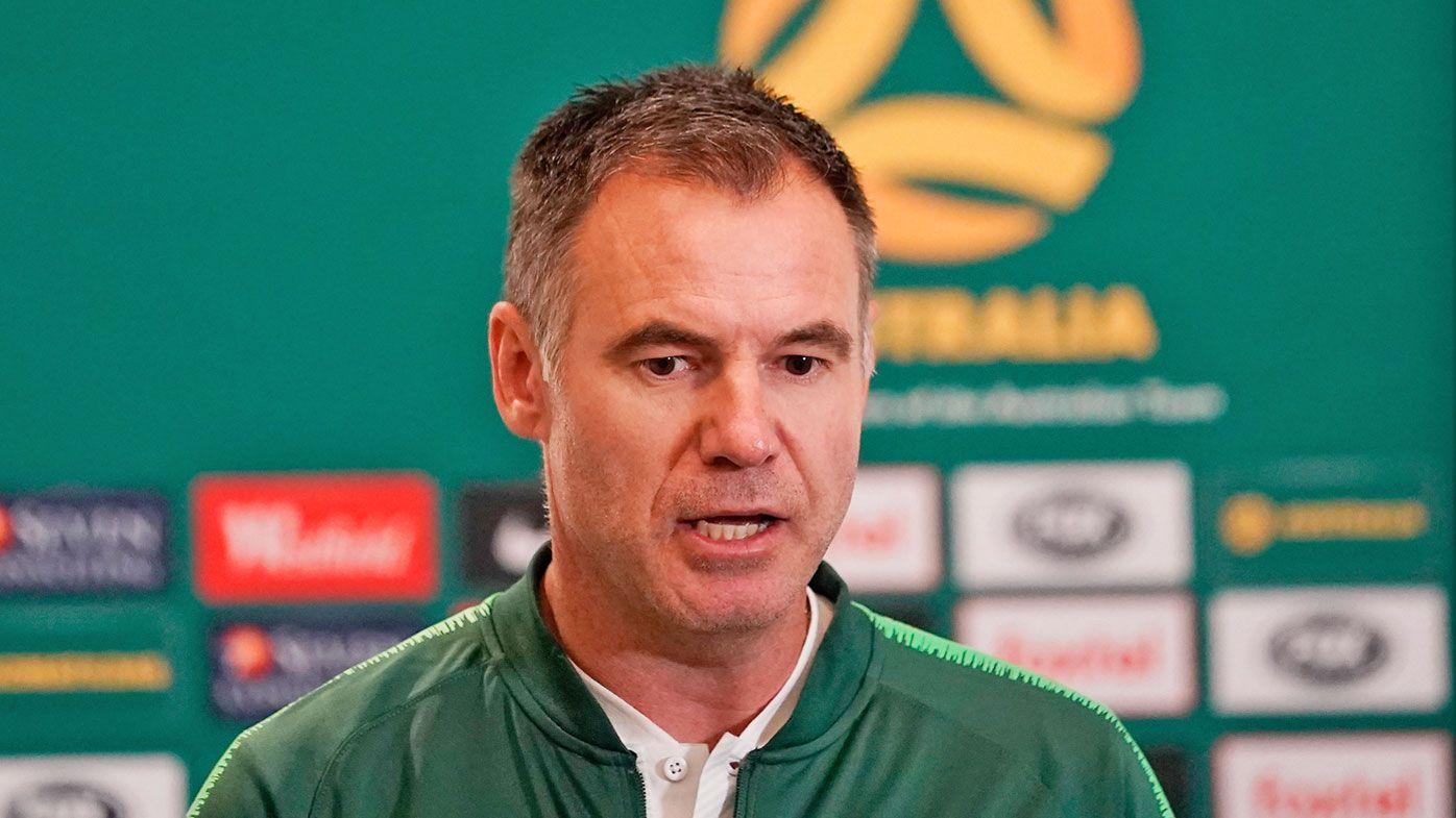 Ante Milicic, Matildas Head Coach