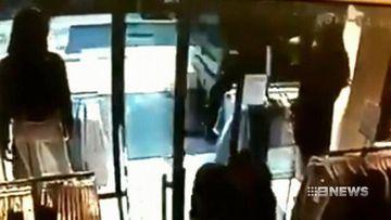 Man arrested for 'terrorist crime' after four killed in Stockholm terror attack