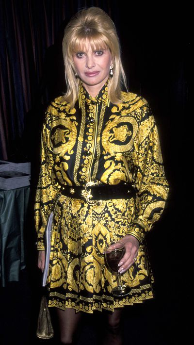 It's Versace dahling, 1992