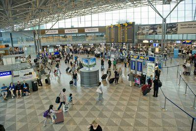6. Helsinki-Vantaa Airport