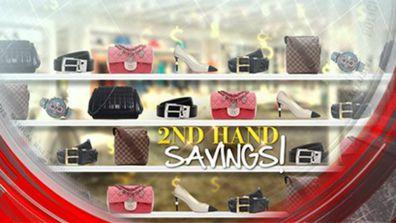 2nd hand savings