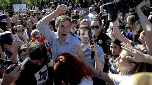 Texas Congressman Beto O'Rourke galvanised Democrats in his state and became a national icon.