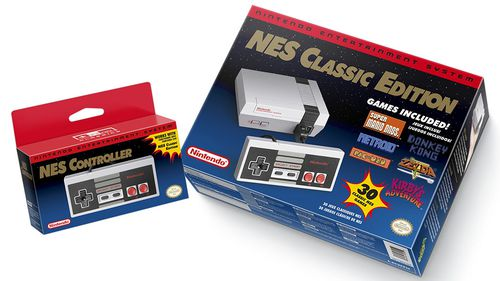 Nintendo fans left empty-handed as Mini NES consoles sell out nationwide