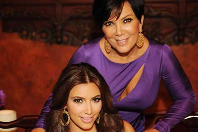 Kris Jenner, was sued by cosmetic company B&P Beauty after her mother-of-the-bride facelift before Kim's wedding tarnished her credibility as spokeswoman for Frownies' anti-ageing Beautiful Eyes Bag. Kris' defence? She said her facelift hadn't affected her face. Again, that her <i>facelift</i> hadn't affected her <i>face</i>.