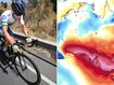 Tour Down Under shortened as heatwave starts move