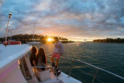 8. Mooloolaba Seafood Lunch Cruise, Sunshine Coast, Queensland