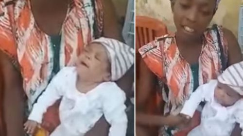 Baby girl freed after $5000 medical bill paid