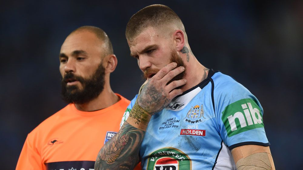 Dugan Origin injury could be serious