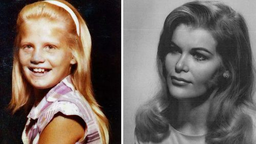 Two of Alcala's victims: Robin Samsoe (left), a 12-year-old girl from Huntington Beach, and Charlotte Lamb