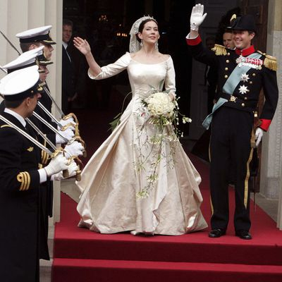 Princess Mary, May 14, 2004