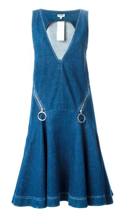 "<a href=""http://www.farfetch.com/au/shopping/women/Kenzo-denim-dress-item-11035005.aspx"" target=""_blank"">Dress, $528.80, Kenzo at farfetch.com</a>"