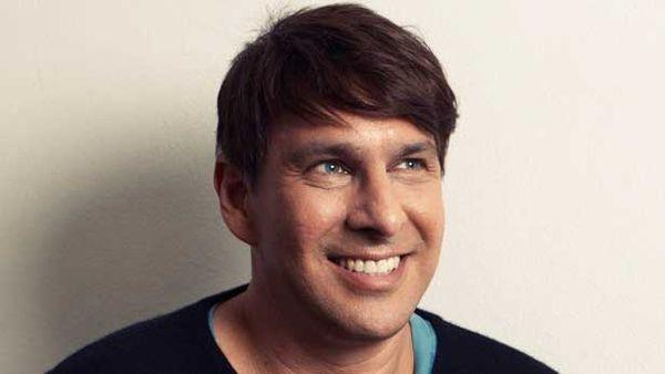 Grill a celebrity: Peter Alexander