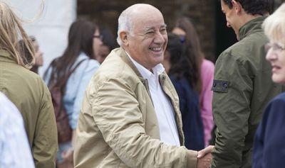 Amancio Ortega (14th richest) $95.45 billion