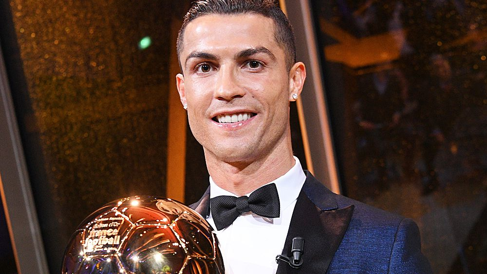 Footballer Cristiano Ronaldo eyes career in movies