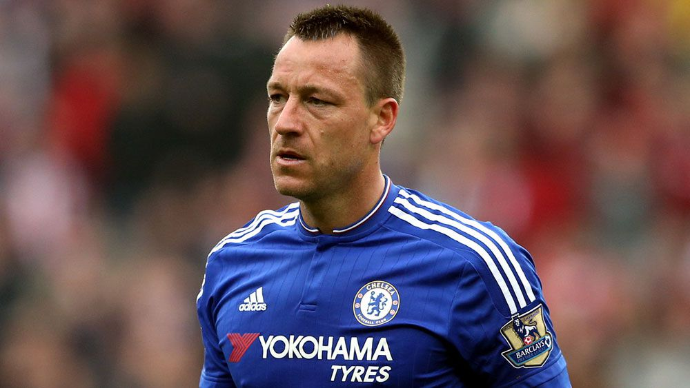 Red card could spell the end for Terry