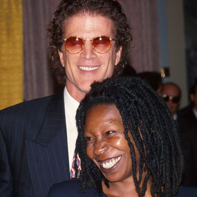 Ted Danson and Whoopi Goldberg dated for a few years