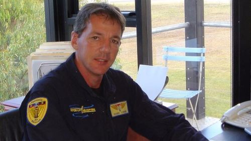 Tributes are flowing for  Roger Corbin, killed in yesterday's helicopter crash at Hobart Airport.