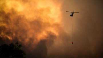 Threat from fires not yet over despite Christmas Eve reprieve