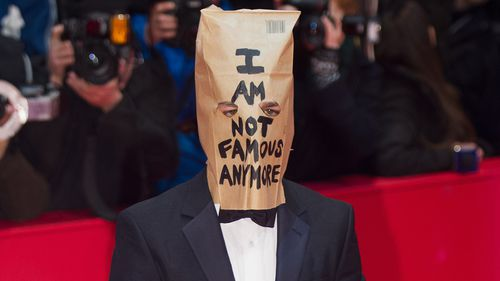 Shia LaBeouf made a statement at an award ceremony. (File image)