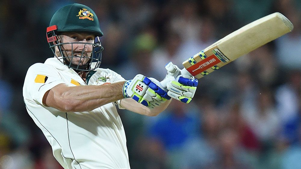 Marsh scores 49 as Aust record tight win