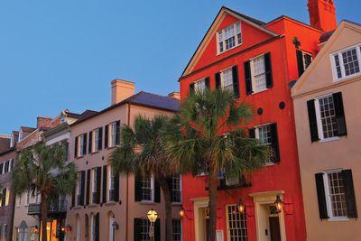 <strong>Charleston, South Carolina</strong>