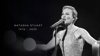 In memory of our friend Natasha Stuart