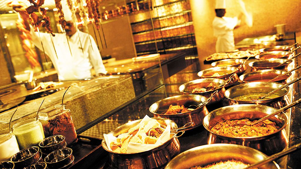 StraitsKitchen, Grand Hyatt (supplied)