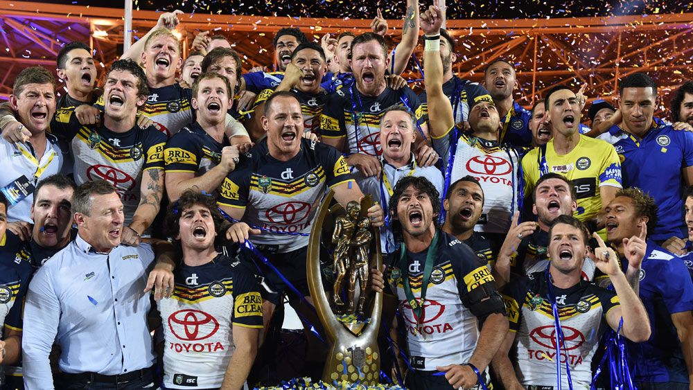 NRL kicks $2 billion broadcasting goal