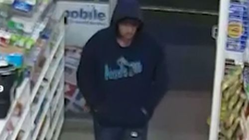 Mascot supermarket robbed by knife-wielding man