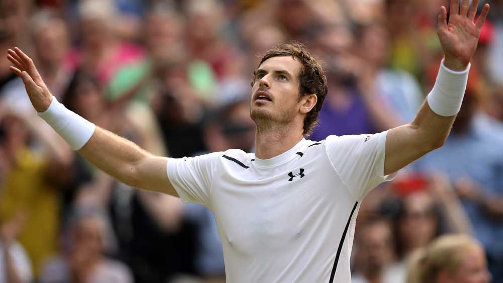 Andy Murray will become the oldest first-time world No.1. (AAP)